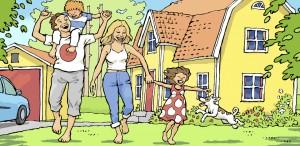 Lilla-edet familj